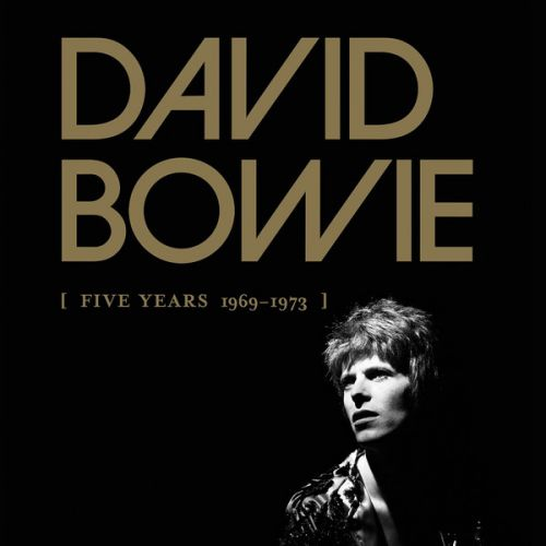 David Bowie - Five Years (1969-1973) (2015)