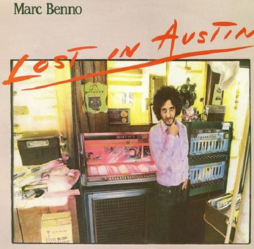 Marc Benno - Lost In Austin (Japan Edition) (1988)