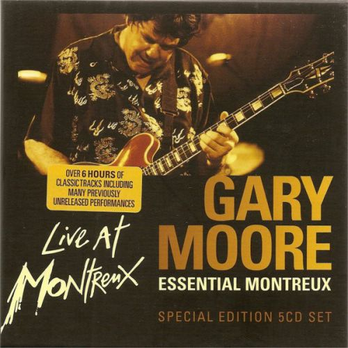 Gary Moore - Essential Montreux (2009)