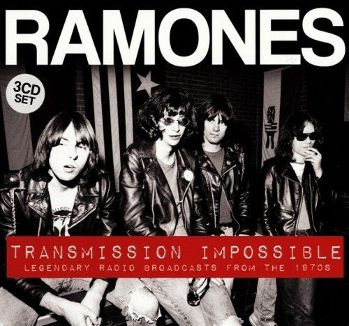 Ramones - Transmission Impossible [3CD Set] (2015)