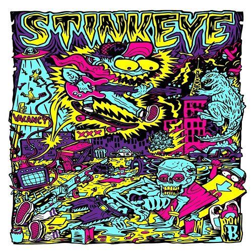Stinkeye - Llantera (2017)