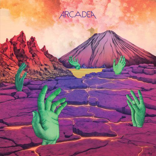 Arcadea - Arcadea (2017)