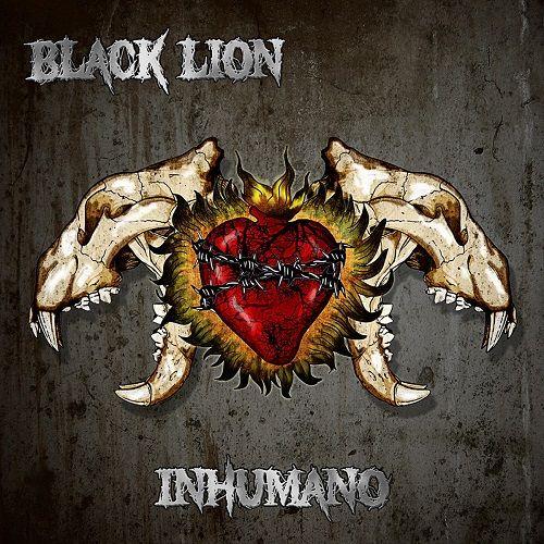 Black Lion - Inhumano (2017)