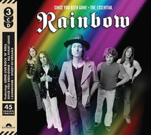 Rainbow - Since You Been Gone (The Essential Rainbow)  (3CD, 2017)