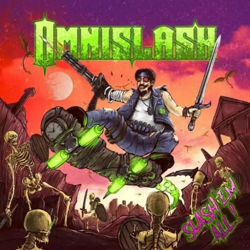 Omnislash - Slash Em All! (2017)