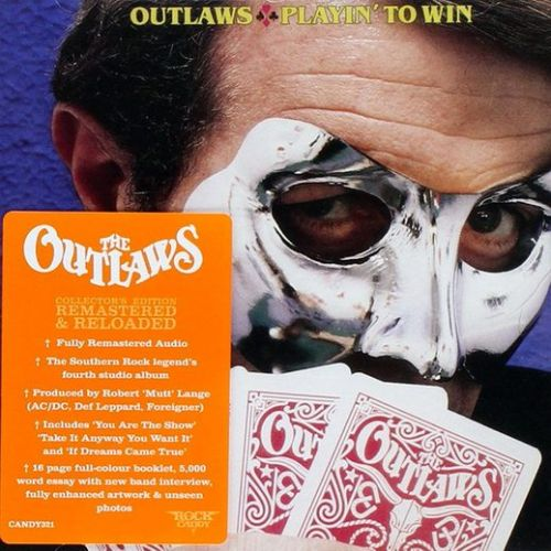 The Outlaws - Playin' To Win [Rock Candy remastered] (2017)