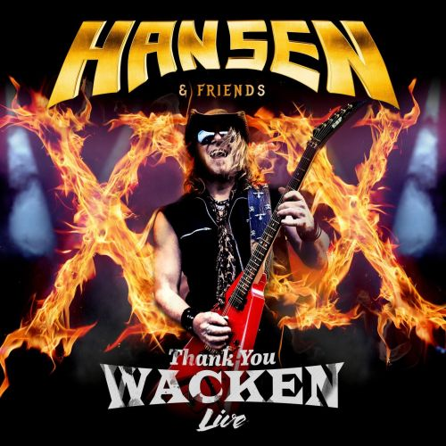 Hansen & Friends - Thank You Wacken (Japanese Edition) (2017)