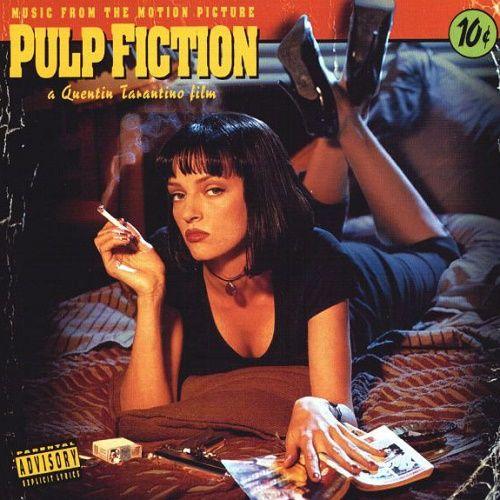 VA - Pulp Fiction OST (1994)