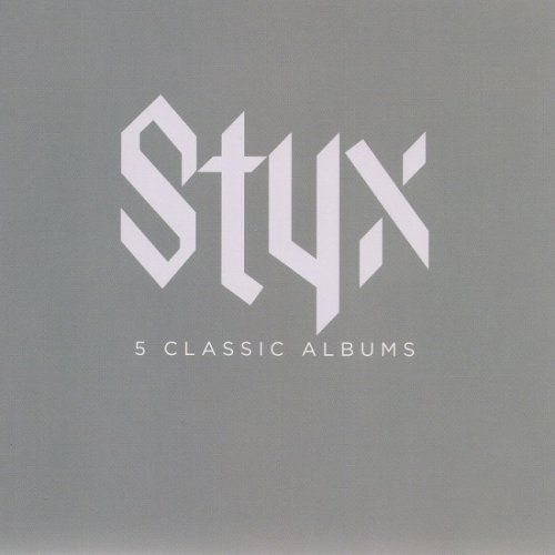 Styx - 5 Classic Albums [5CD Box Set] (2012)