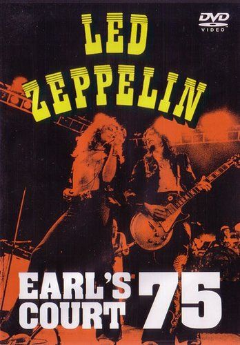 Led Zeppelin - Live at Earl's Court 1975 [DVDRip]