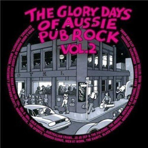 Various Artists - The Glory Days Of Aussie Pub Rock Vol. 2 [4CD Box Set] (2017)