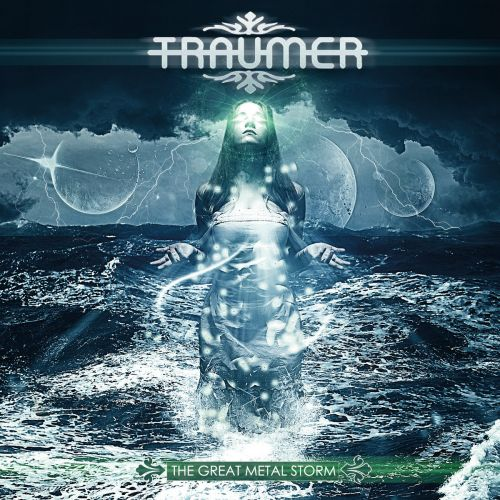 TraumeR - The Great Metal Storm (Special Edition) [Reissue] (2017)