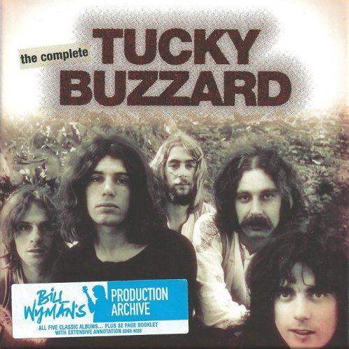 Tucky Buzzard - The complete Tucky Buzzard [5CD Box Set] (2016)
