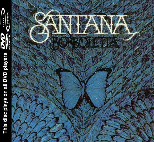 Santana - Borboletta [DVD-Audio] (1974)