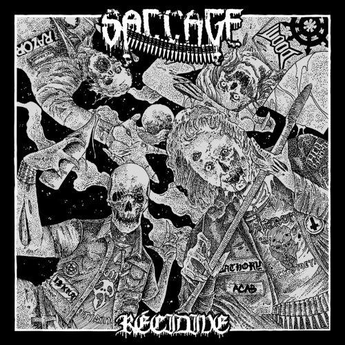 Saccage - Récidive (2017)