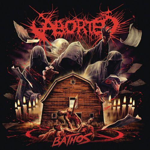 Aborted - Bathos (EP) (2017)