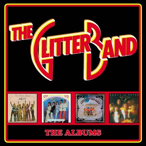 The Glitter Band - The Albums (2016)