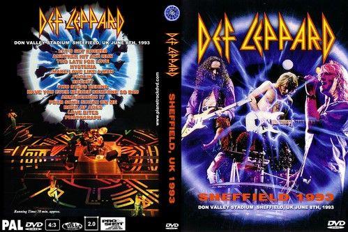 Def leppard - Live Sheffield (1993) (DVD5)