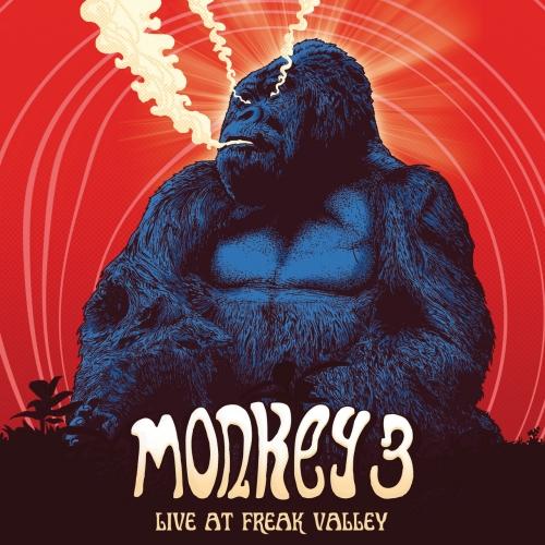Monkey3 - Live at Freak Valley (2017)