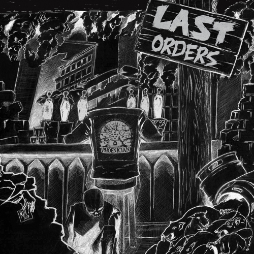 Phoenician - Last Orders (2017)