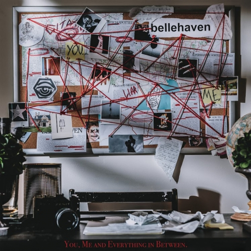 Belle Haven - You, Me And Everything In Between. (2017)