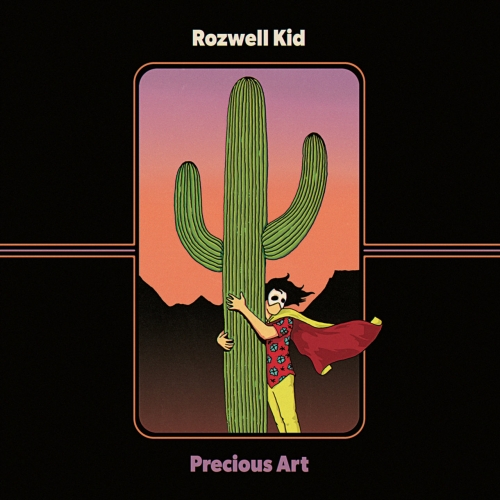 Rozwell Kid - Precious Art (2017)