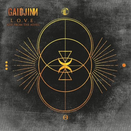GaidjinN - L.O.V.E - Rise from the Ashes (2017)