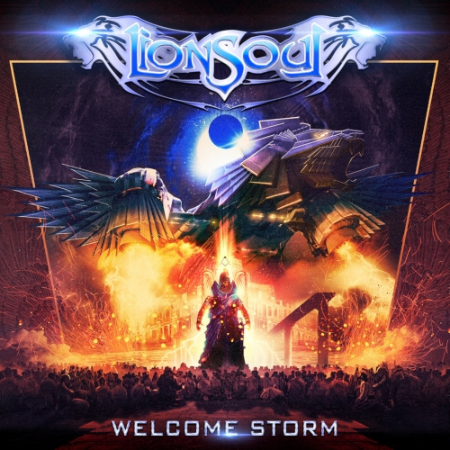 LionSoul - Welcome Storm (2017)