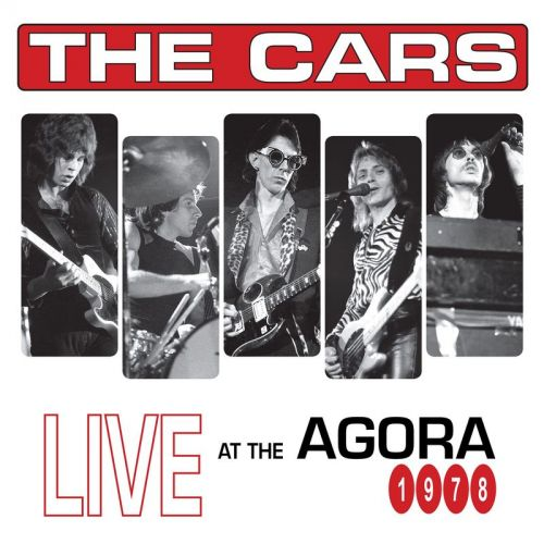 The Cars ‎– Live At The Agora (1978 / 2017)