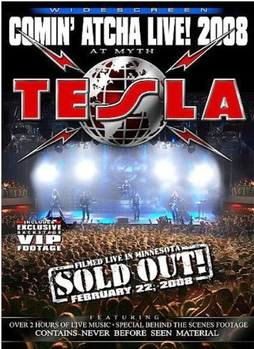 Tesla - Comming At You Live! 2008 (DVD5)