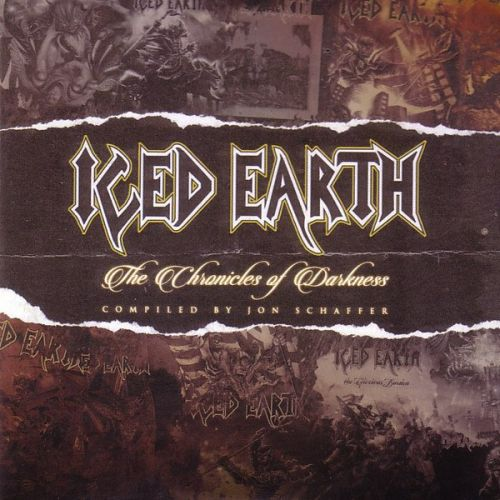 Iced Earth - The Chronicles Of Darkness (2017) (Compilation)