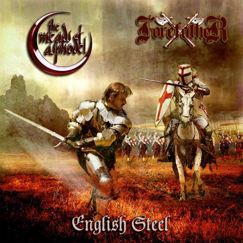 Forefather & The Meads Of Asphodel - English Steel (2017)