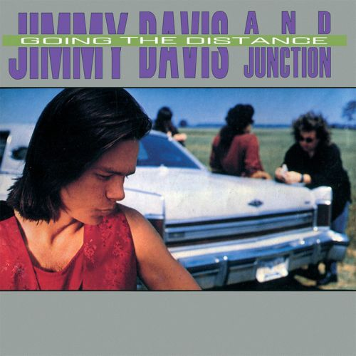 Jimmy Davis & Junction – Going The Distance (2017)