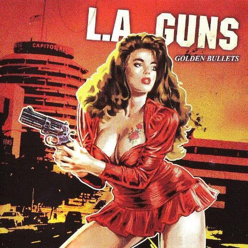 L.A. Guns - Golden Bullets (2003)