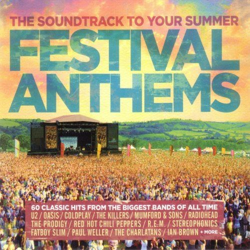 Various Artists - Festival Anthems [3CD] (2017)