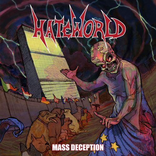 Hateworld - Mass Deception (2016)