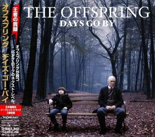 The Offspring - Days Go By [Japanese Edition] (2012)