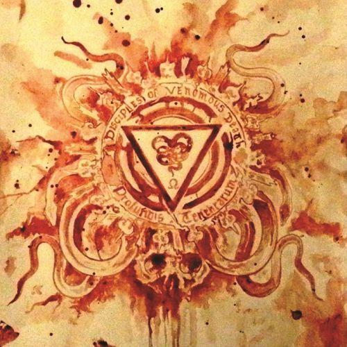 Profundis Tenebrarum - Disciples Of Venomous Death (2017)