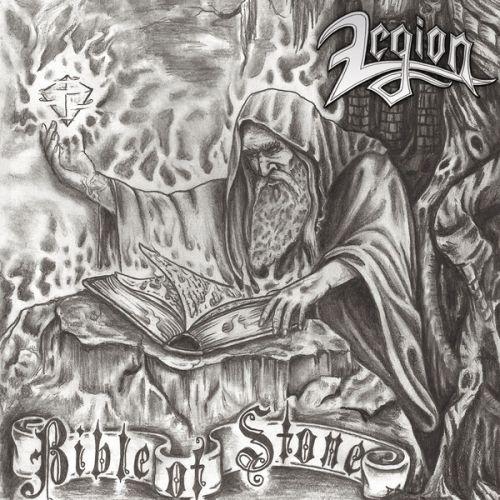 Legion - Bible of Stone  (2017)