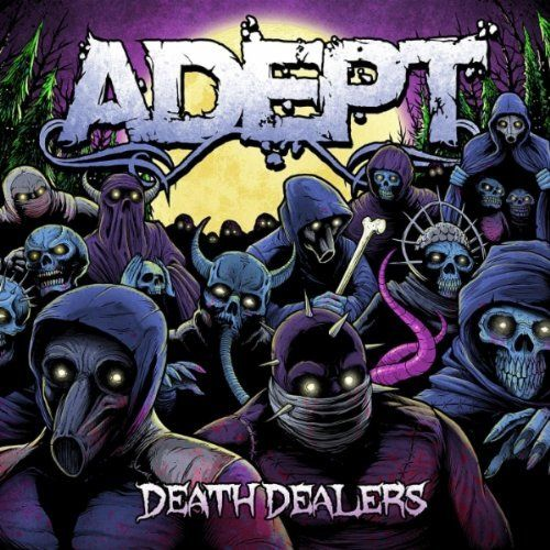 Adept - Discography (2005-2019)