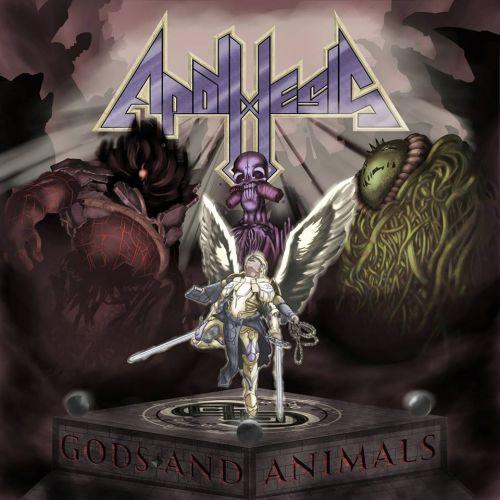Apothesis - Gods and Animals (EP) (2017)