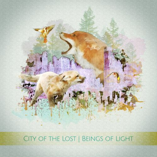 City Of The Lost - Beings Of Light (2017)