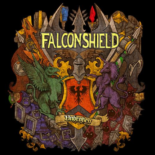Falconshield – Unbroken (2017)