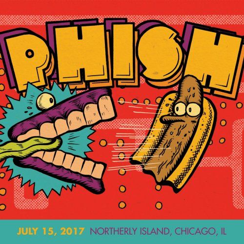 Phish - 2017-07-16 Huntington Bank Pavilion At Northerly Island, Chicago (2017)