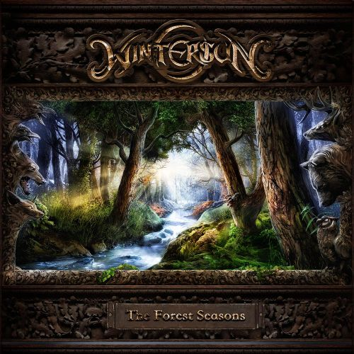 Wintersun - The Forest Seasons (5 CD) (2017)