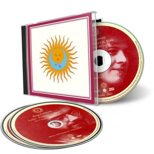 King Crimson - Larks' Tongues In Aspic [13CD Box set] (2012)