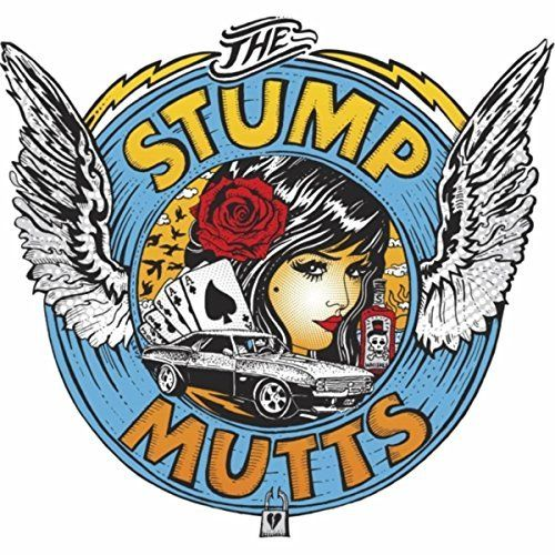 The Stump Mutts - Love Hate (2017)
