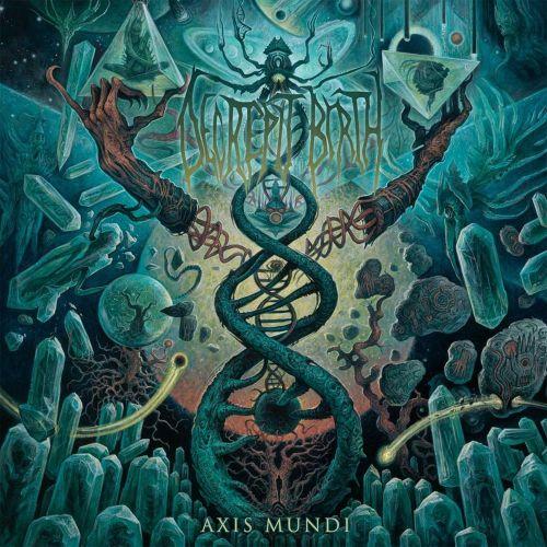 Decrepit Birth - Axis Mundi (Digipak) (2017)