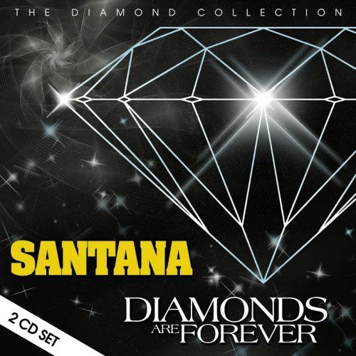 Santana - Diamonds Are Forever (2CD) (2017)