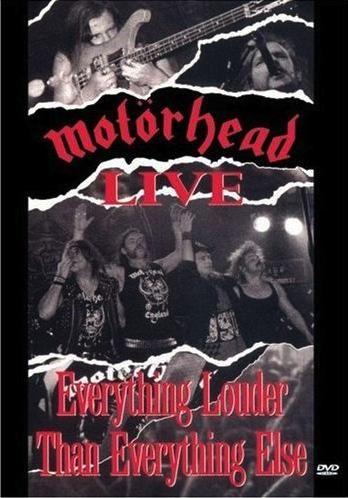 Motorhead - Live: Everything Louder Than Everything Else (1991) (DVD5)